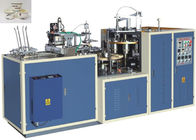 Efficient Green Laminated Paper Bowl Forming Machine , Paper Bowl Machine